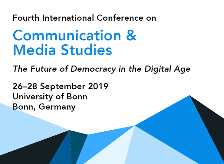 Fourth International Conference on Communication & Media Studies