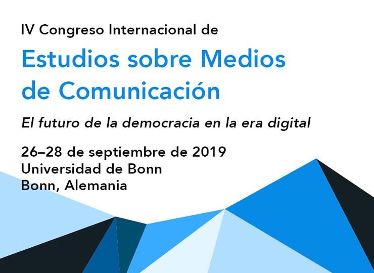 IV Congreso Internacional de Estudios sobre Medios de Comunicación
