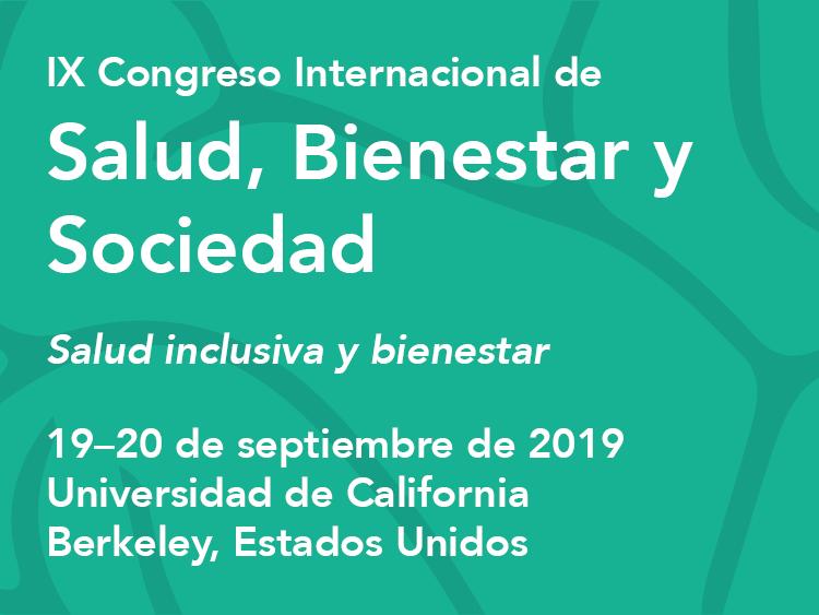 IX Congreso Internacional de Salud, Bienestar y Sociedad