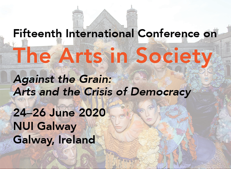 Fifteenth International Conference on The Arts in Society