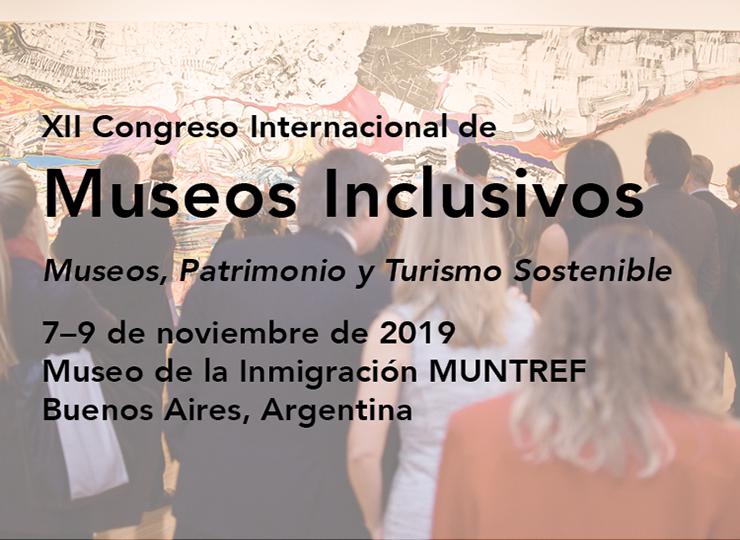 XII Congreso Internacional de Museos Inclusivos