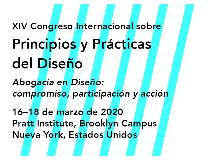 XIV Congreso Internacional sobre Principios y Prácticas del Diseño