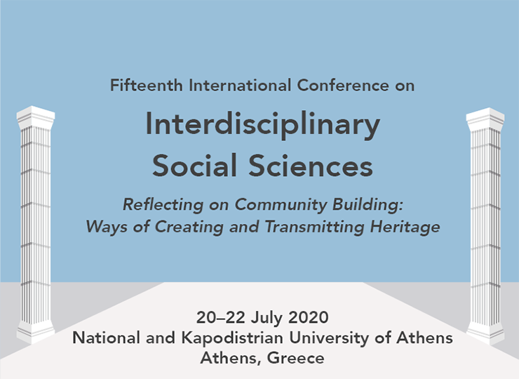 Fifteenth International Conference on Interdisciplinary Social Sciences
