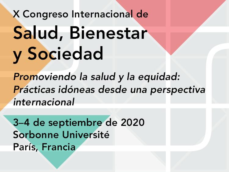 X Congreso Internacional de Salud, Bienestar y Sociedad