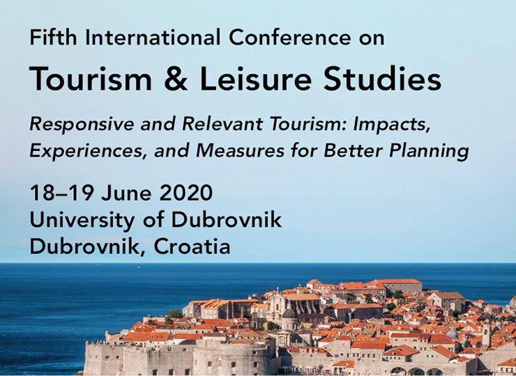Fifth International Conference on Tourism & Leisure Studies