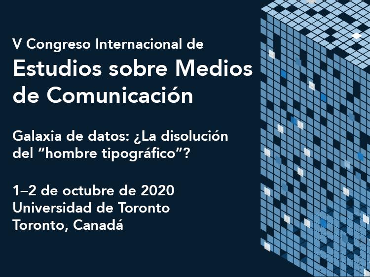 V Congreso Internacional de Estudios sobre Medios de Comunicación