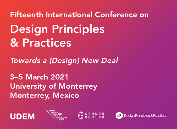 Fifteenth International Conference on Design Principles & Practices