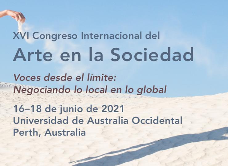 XVI Congreso Internacional del Arte en la Sociedad